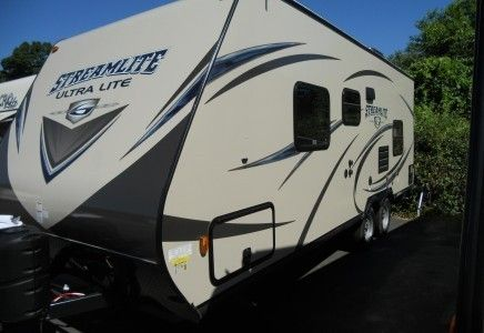 2017 Gulf Stream STREAMLITE 24RBH
