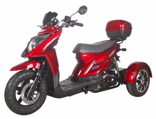 Mrm 50cc 3 Wheel Trike Scooter Tri031 Automatic 4 Stroke Mo