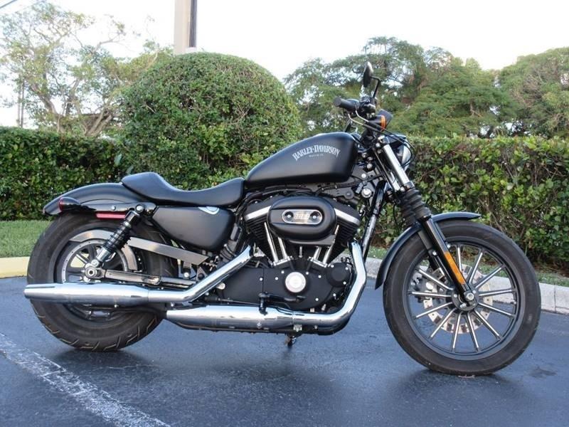 2015 Harley-Davidson XL883N IRON sportster XL883N IRON