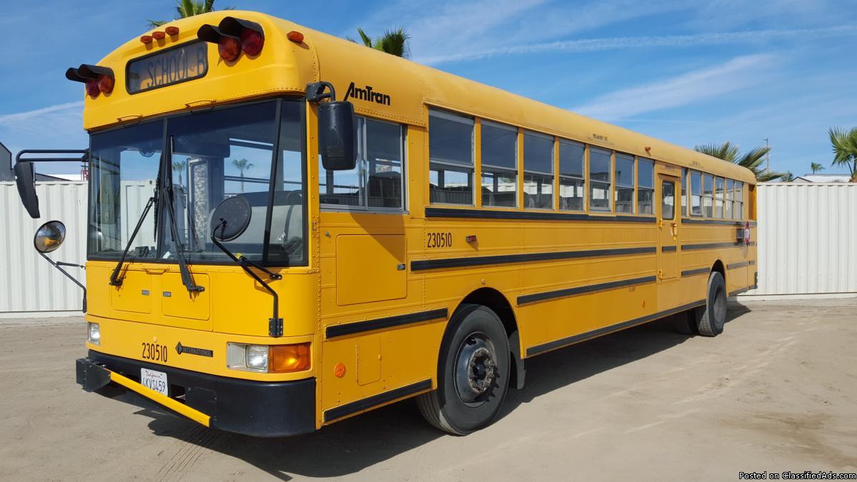international school bus cars for sale. Black Bedroom Furniture Sets. Home Design Ideas