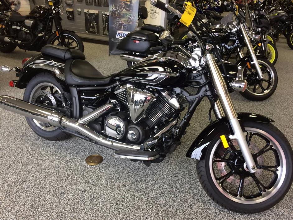 Yamaha v motorcycles for sale in knoxville tennessee for Yamaha of knoxville
