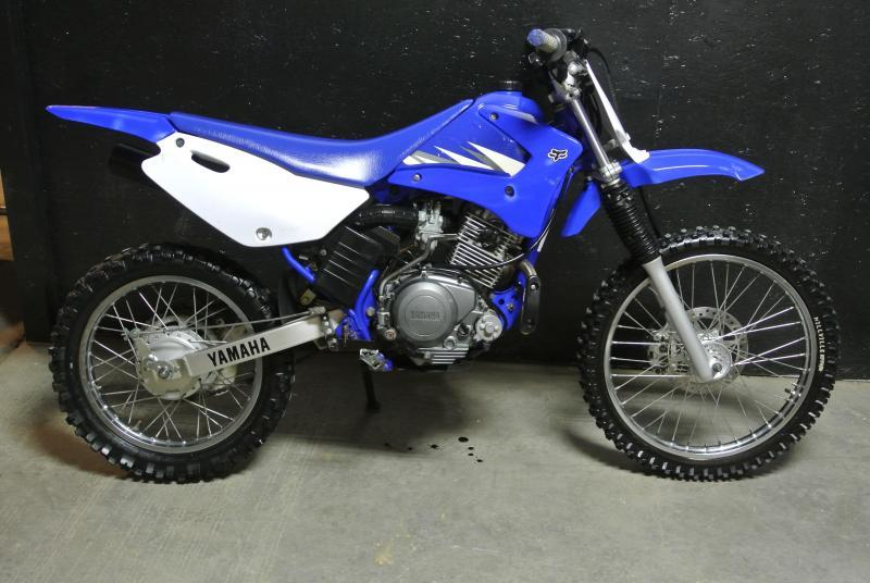 Yamaha ttr125 motorcycles for sale for Yamaha ttr models