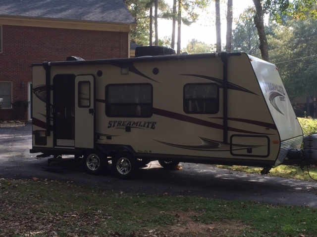 2013 Gulf Stream STREAMLITE ULTRA LITE 22TRB