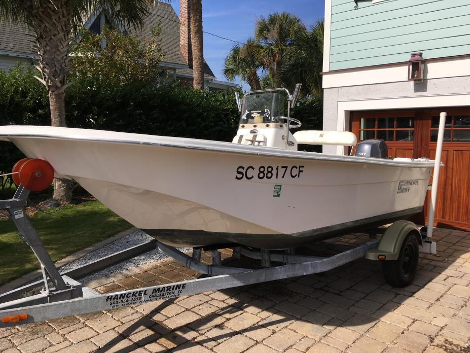 2012 Carolina Skiff DLV 178
