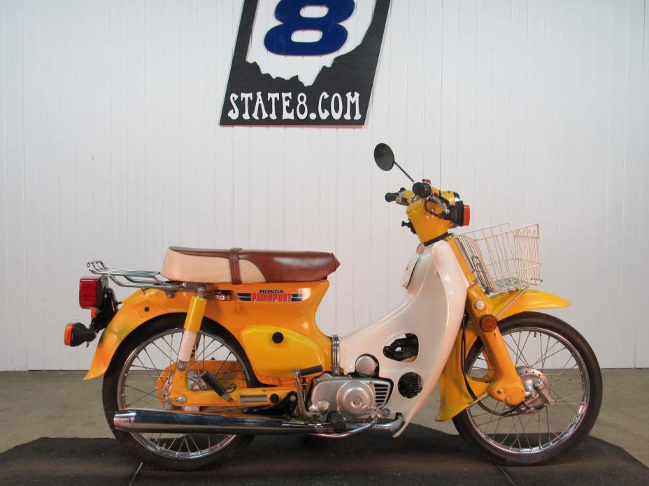 1981 Honda PASSPORT