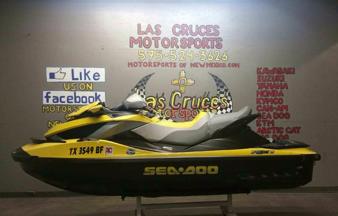 2009  Sea-Doo  RXT™ iS 255