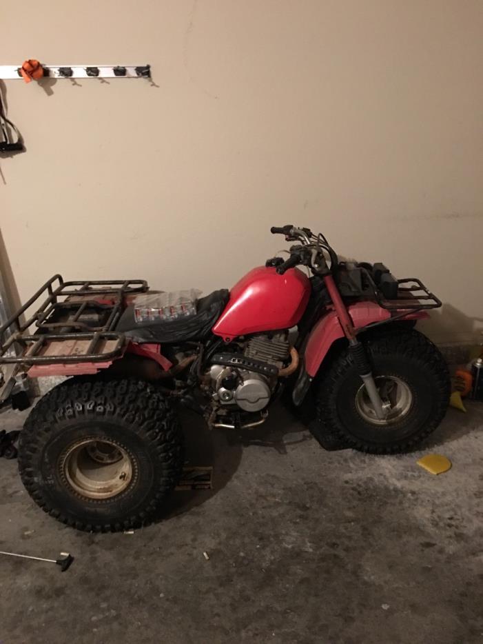 1985 Honda BIG RED