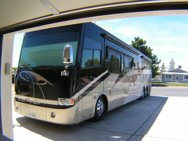 2008 Tiffin Motorhomes ALLEGRO BUS 42QRP