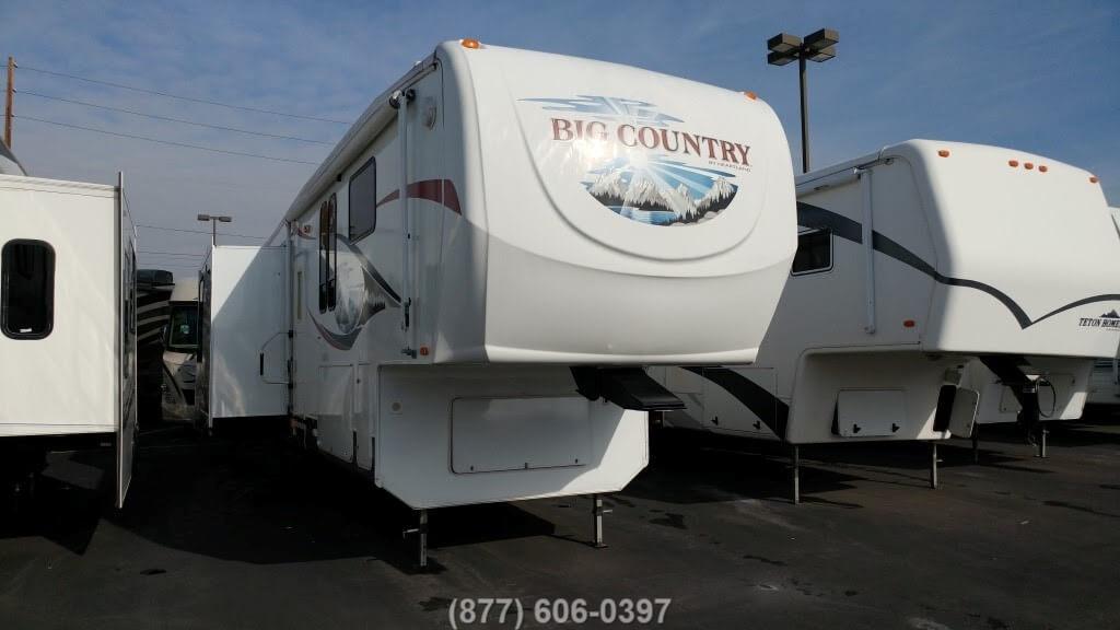 2008 Heartland Big Country 3250TS