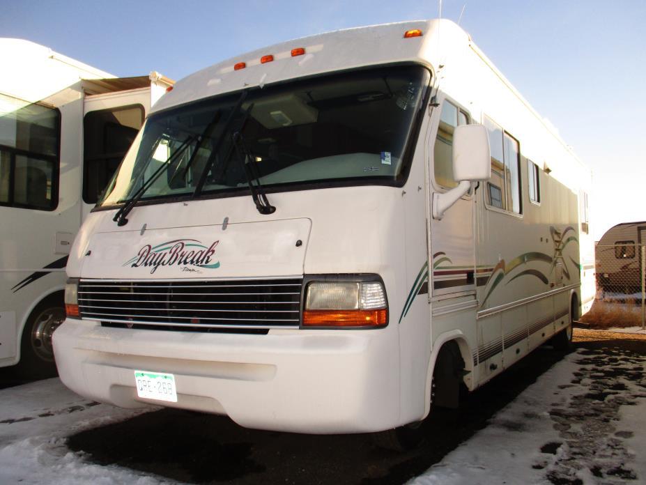 2000 Damon Motor Coach DAMON 3130