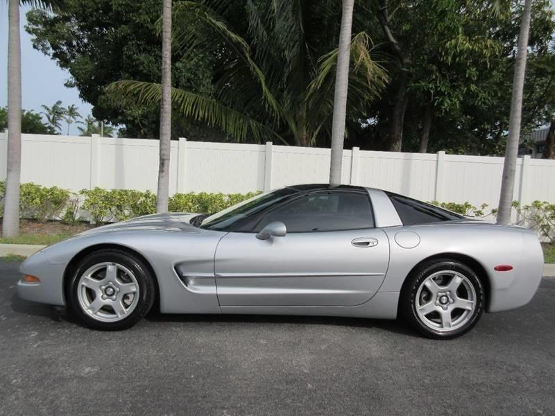 1999 Chevrolet Corvette Base 2dr Hatchback