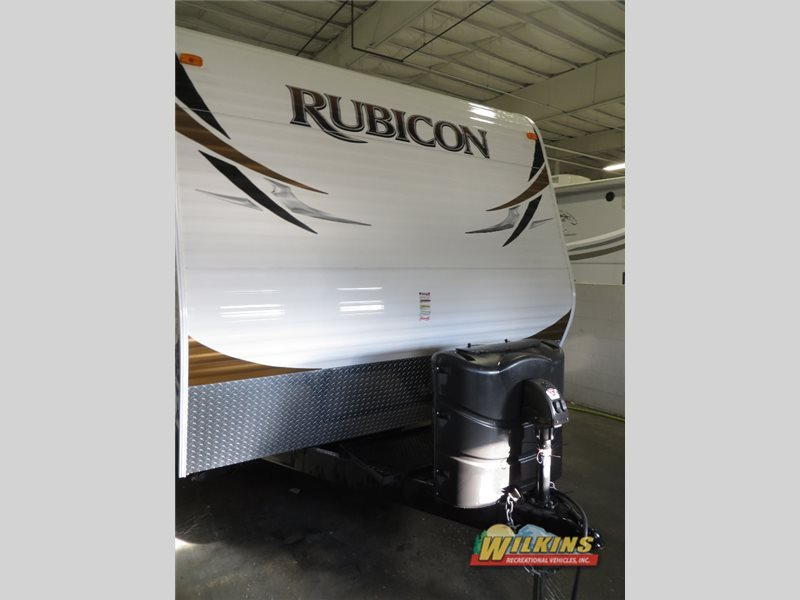 2013 Dutchmen Rv Rubicon 2100
