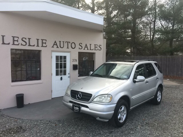 2001 Mercedes-Benz M-Class ML320 AWD 4MATIC 4dr SUV