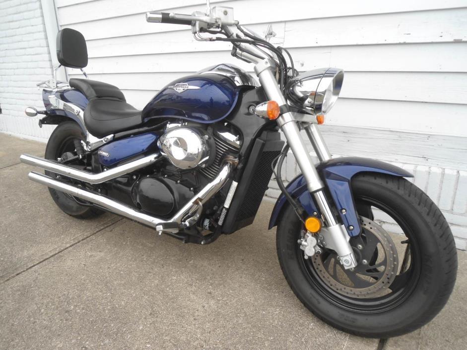 suzuki boulevard 2005 motorcycles for sale in columbus ohio. Black Bedroom Furniture Sets. Home Design Ideas