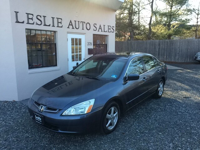 2004 Honda Accord EX w/Leather 4dr Sedan w/Leather