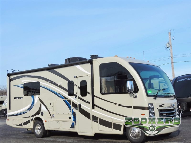Thor motor coach 25 rvs for sale in indiana for Thor motor coach vegas