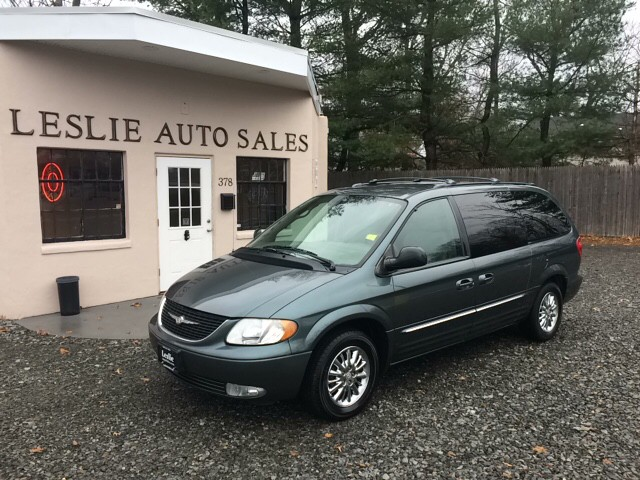 2003 Chrysler Town and Country Limited 4dr Extended Mini Van