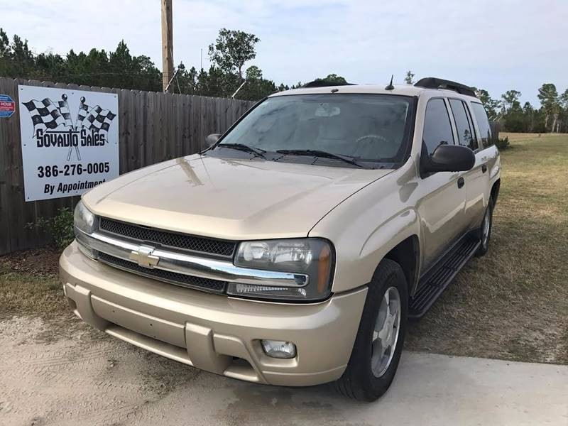 2005 Chevrolet TrailBlazer EXT LS 4dr SUV