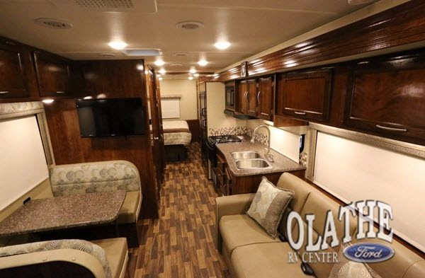 2017 Coachmen Rv Pursuit 30 FW