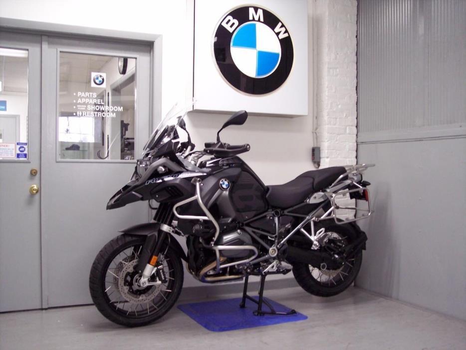 2017 BMW R1200GSA
