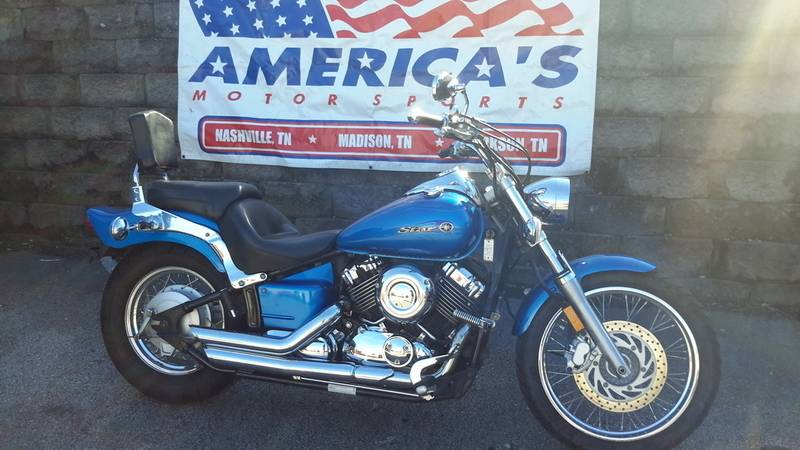 Blue flames 650 motorcycles for sale for Yamaha motor finance usa login