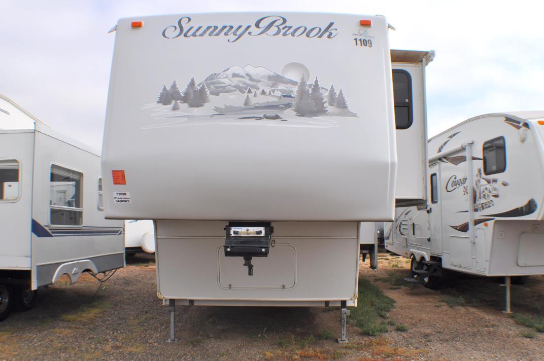 2007 Sunnybrook SUNNYBROOK 34BW-KS