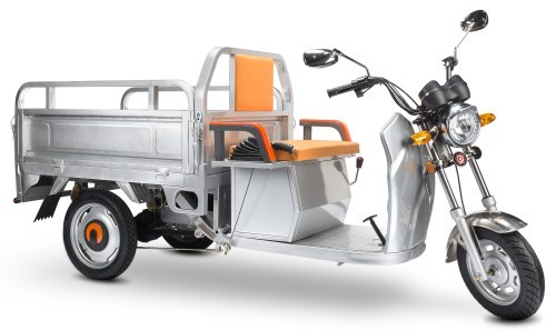 2016 Gsi 500 Watt Electric Powered Cargo Truck Motorized Scooter