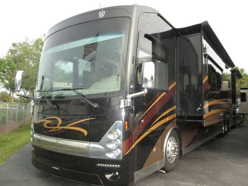 Thor Motor Coach Tuscany 45at Rvs For Sale In Florida