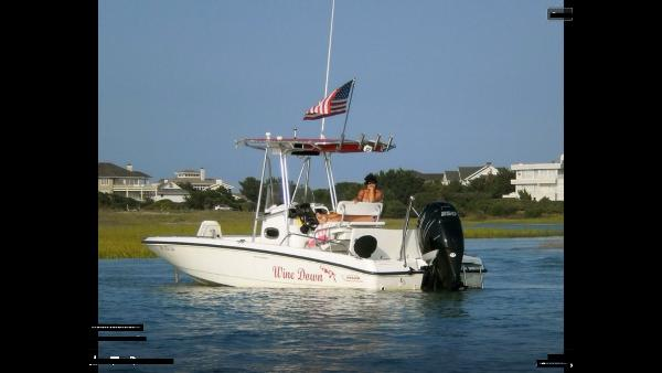 2008 Boston Whaler 230 Dauntless