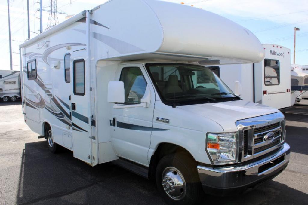 2014 Thor Motor Coach Freedom Elite 21C