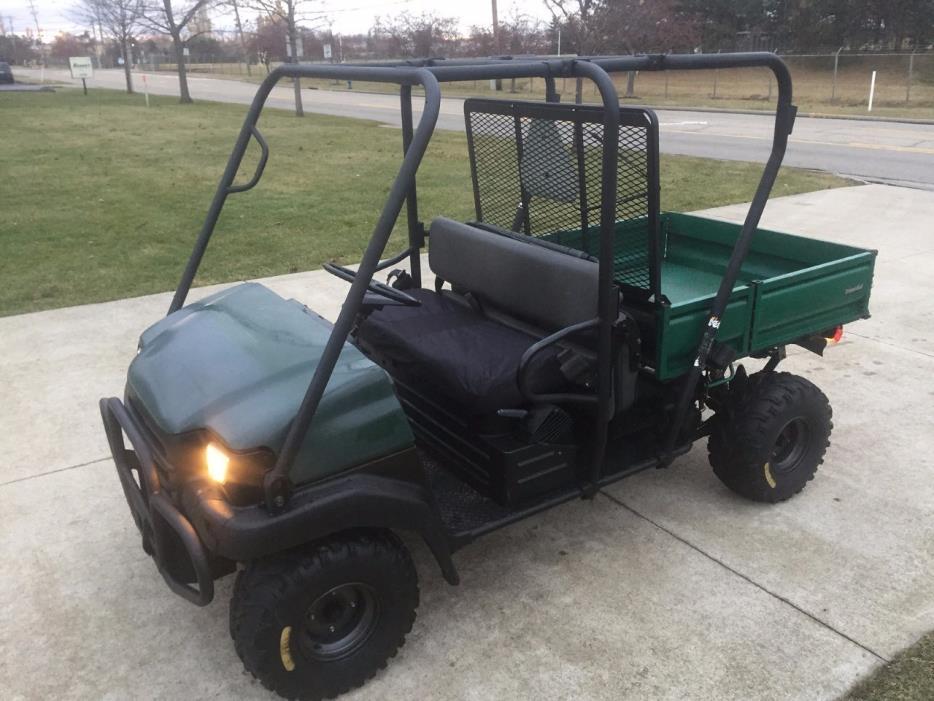 Kawasaki Trans Mule For Sale Texas