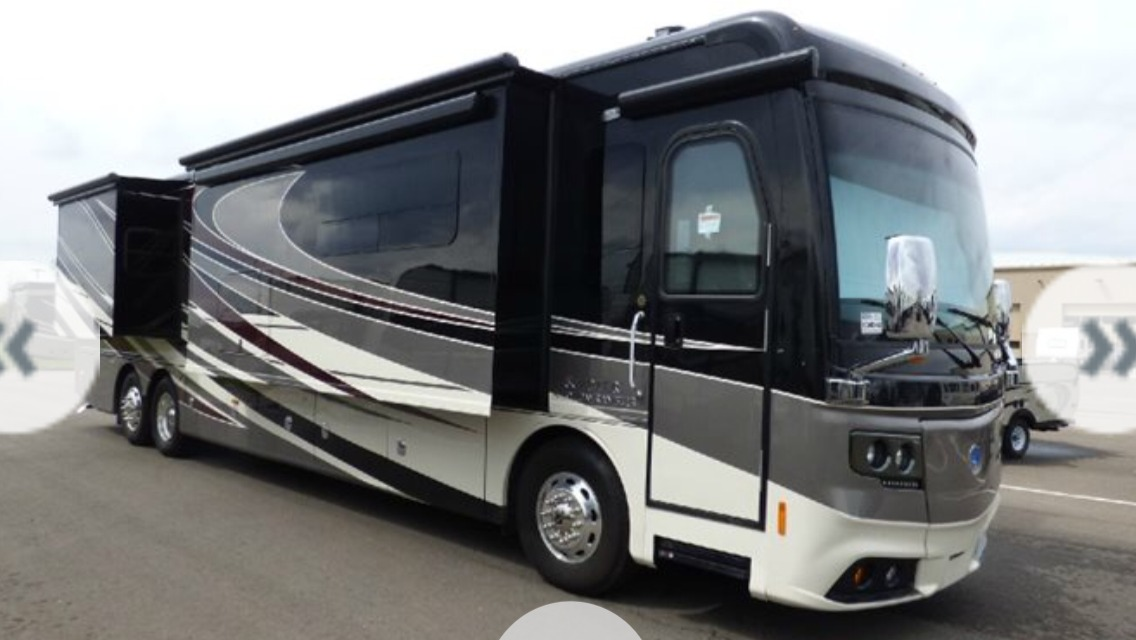 2017 Holiday Rambler SCEPTER 43SG