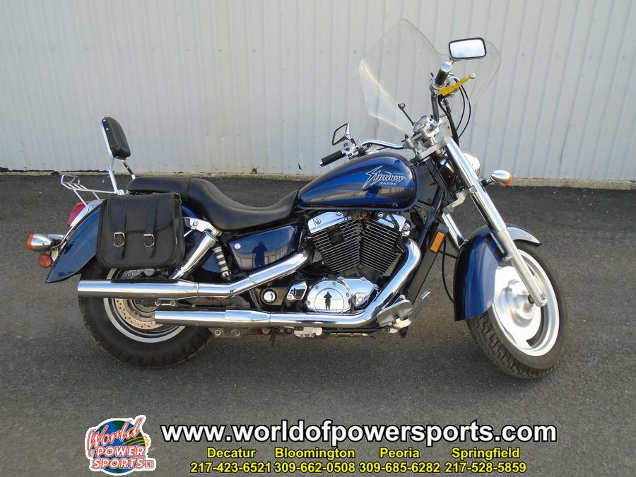 2001 honda shadow sabre 1100 motorcycles for sale. Black Bedroom Furniture Sets. Home Design Ideas