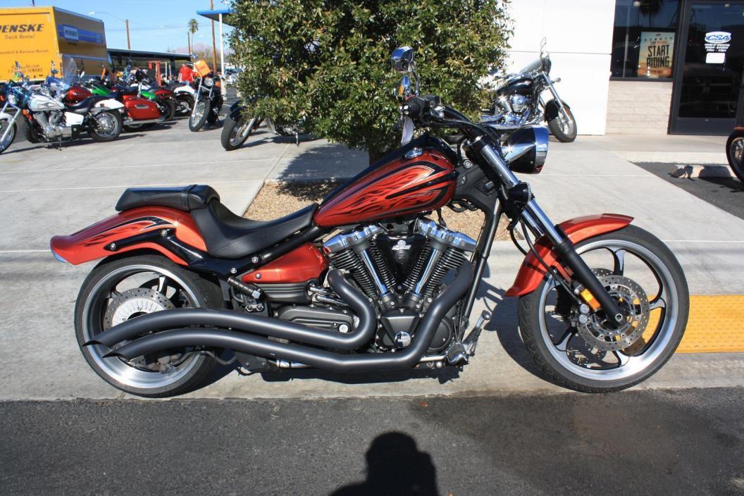 Yamaha raider motorcycles for sale in tucson arizona for Yamaha dealer az