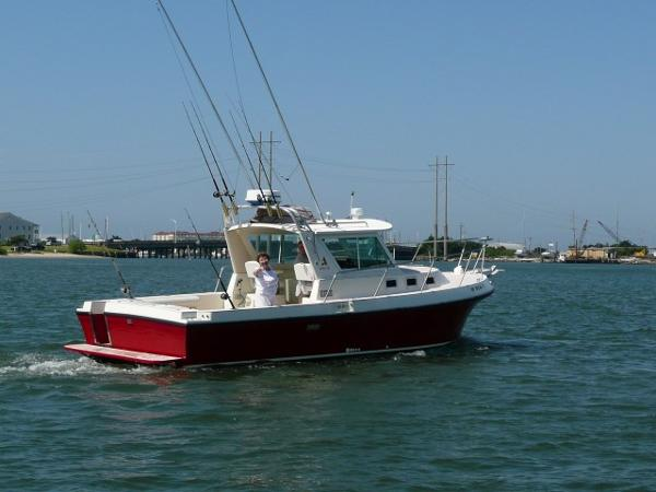 1999 Albin TOURNAMENT EXPRESS 28