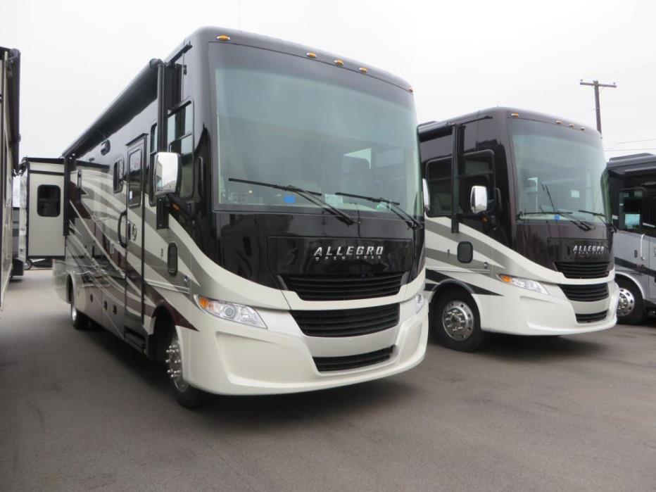 2017 Tiffin Allegro 31SA