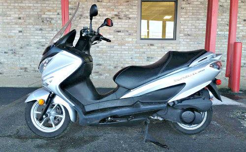 2014 Suzuki Burgman 200 Abs