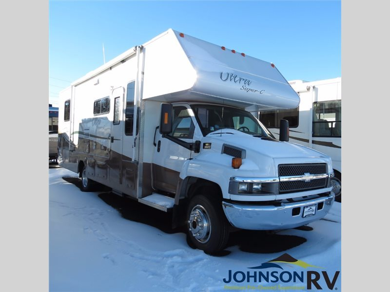2007 Gulf Stream Rv Ultra Super C Conquest