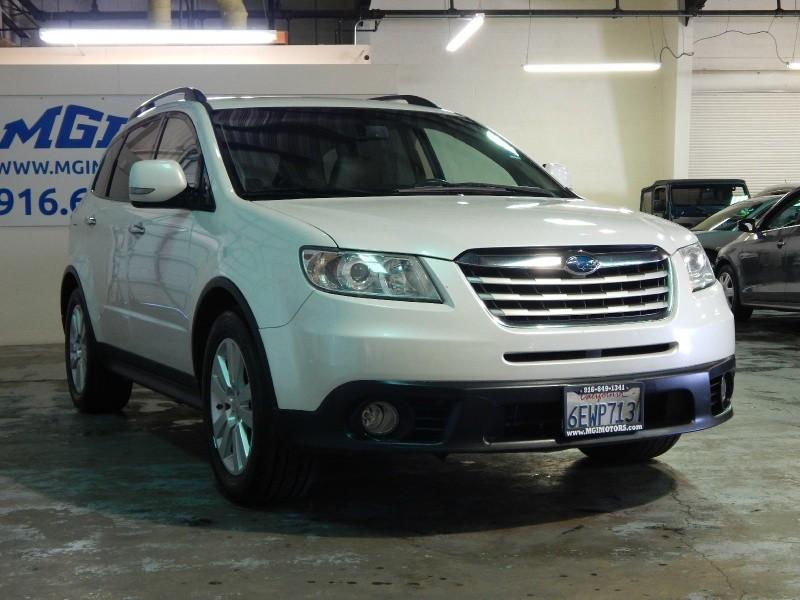 2008 Subaru Tribeca (Natl) 4dr 5-Pass Ltd w/Nav