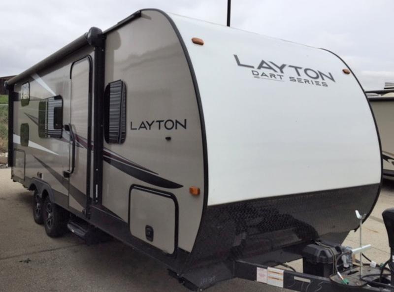 2015 Layton Javelin 214BH