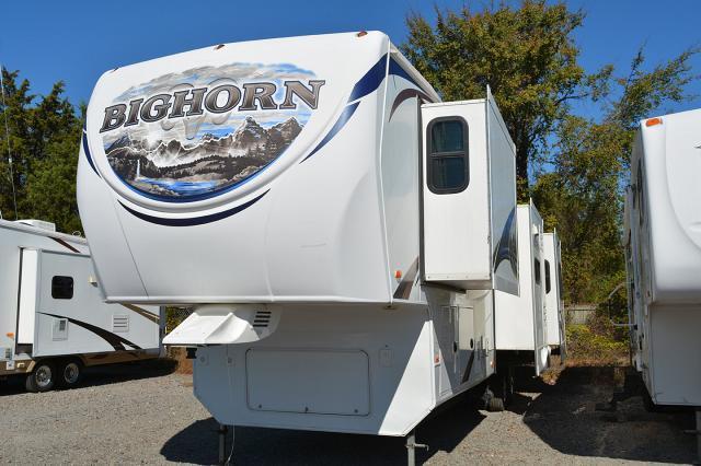 2011 Heartland Recreational Vehicles Llc BIGHORN 3610RE