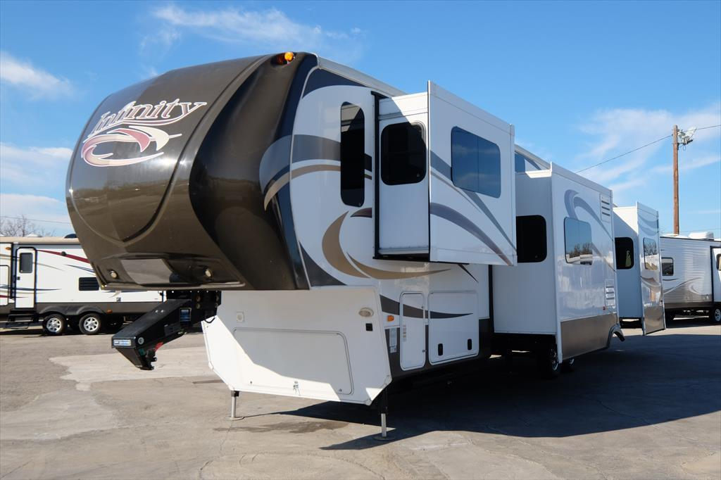 2013 dutchmen infinity 3750fl rvs for sale - Infinity fifth wheel front living room ...