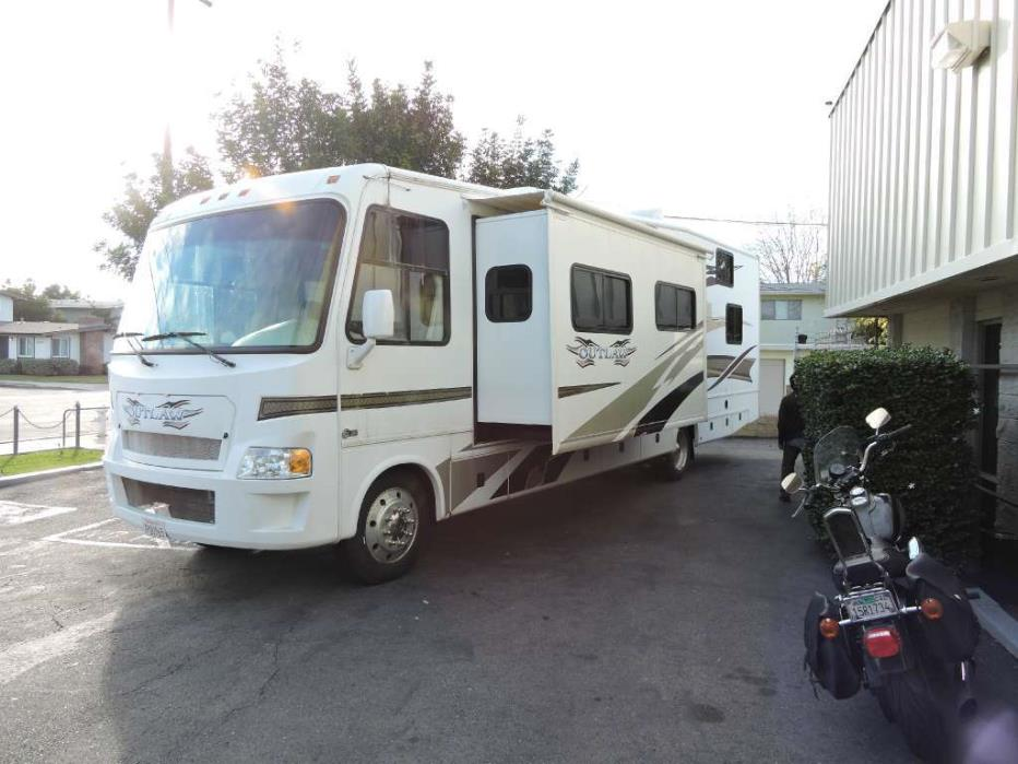 Thor Outlaw 3611 Rvs For Sale