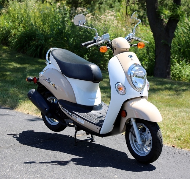 kymco sento 50 motorcycles for sale in wisconsin. Black Bedroom Furniture Sets. Home Design Ideas