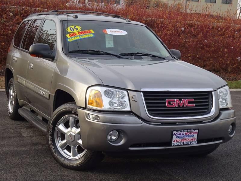 2005 GMC Envoy SLT 4WD 4dr SUV