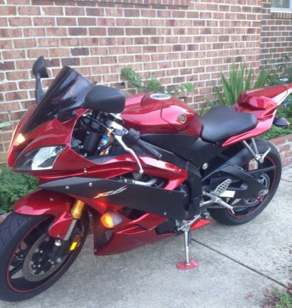 Yamaha r6 parts 2007 vehicles for sale for 2007 yamaha r6 for sale