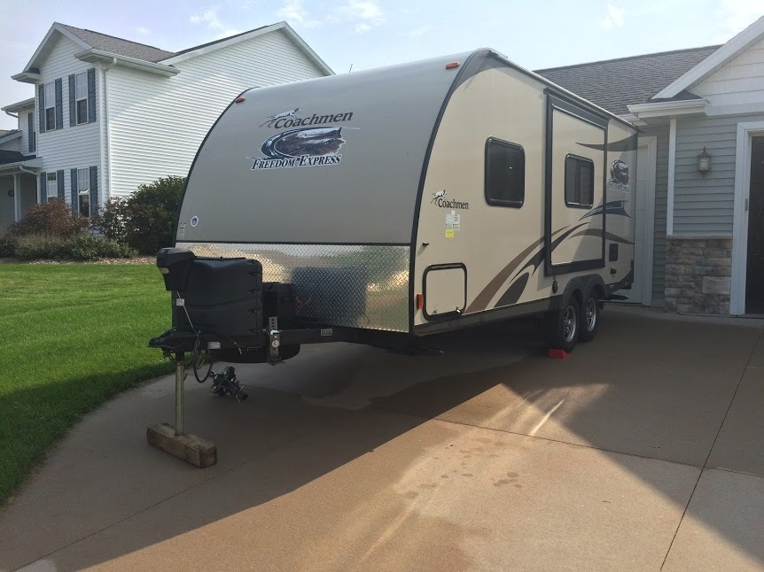 2014 Coachmen FREEDOM EXPRESS 192RBS