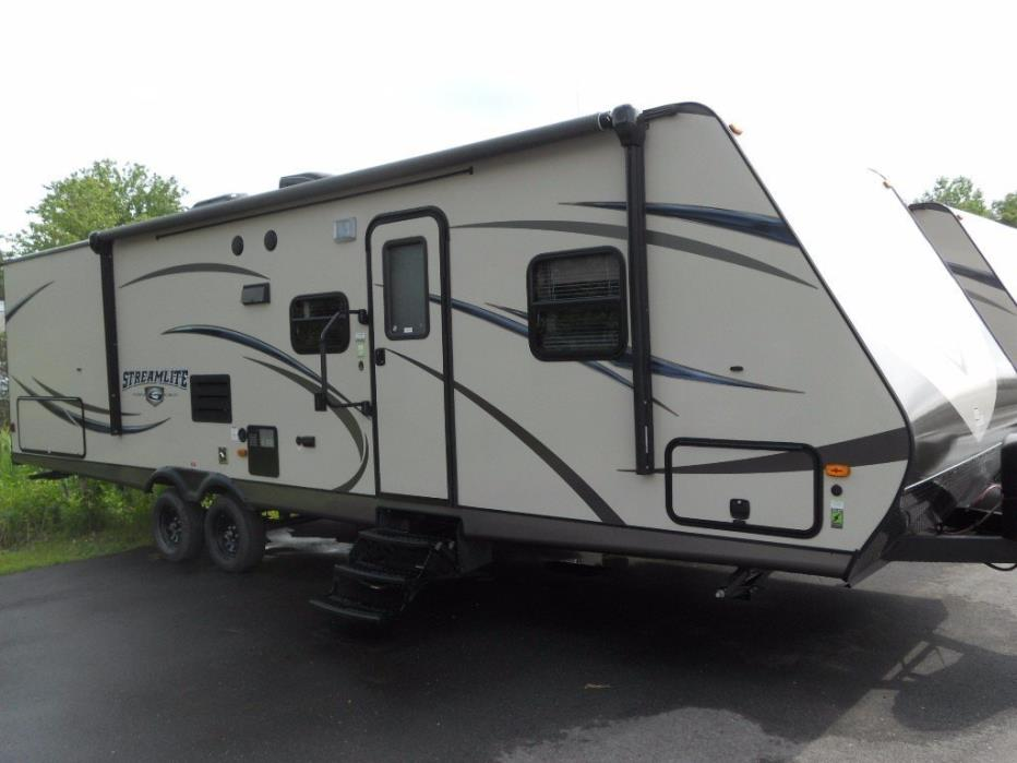 2017 Gulf Stream Streamlite Ultra Lite 28DBQ