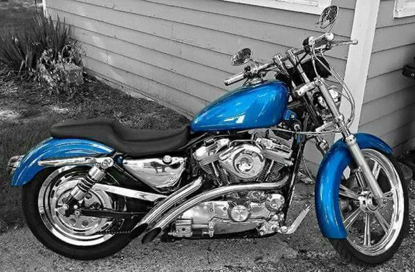 1997 Harley-Davidson SPORTSTER 883 HUGGER