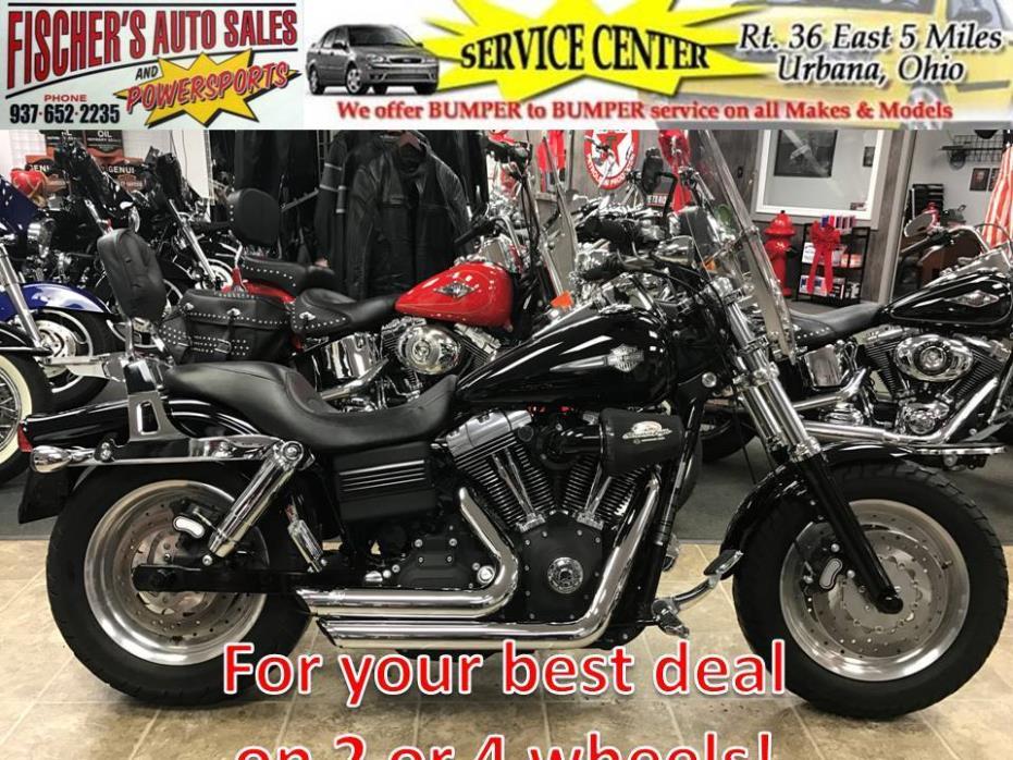 2009 Harley Davidson Fat Bob